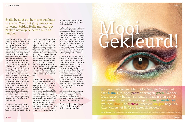 hoda magazine 17 | binnenwerk