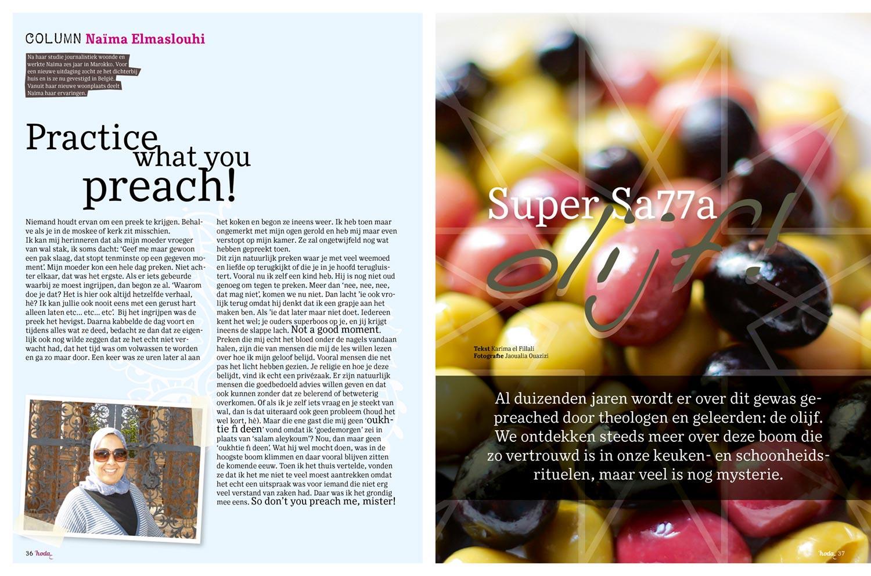 hoda magazine 18 | binnenwerk